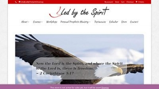 Led by the Spirit School