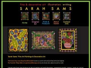 Sarah Sams Illustrations