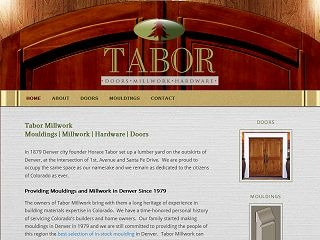 Tabor Millworks