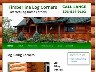 Timberline Log Corners
