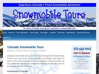Colorado Snowmobile